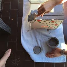 pintamos la caja