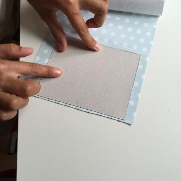 forramos el carton