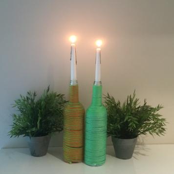 16-botellas-candelabro-decoradas-con-lana