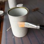 segunda capa de chalk paint