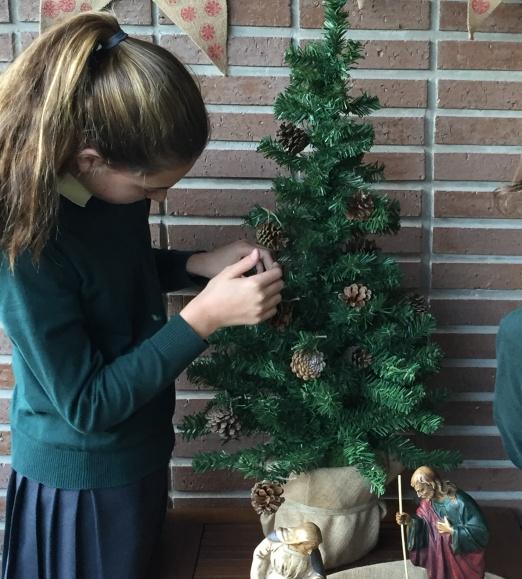 decoramos todo el árbol