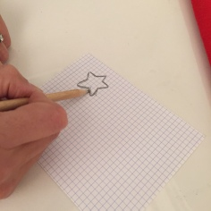 dibujamos estrellas