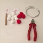 material necesario detalle con bolas