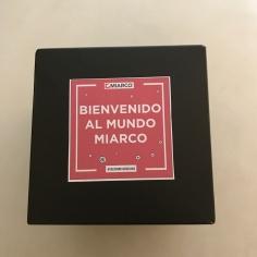 caja desafio handbox